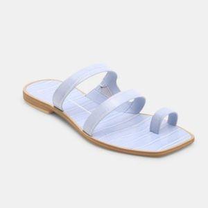 dolce vita ISALA sandal in blue